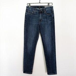 High Rise Skinny Jeans | Banana Republic